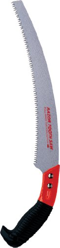 Corona Razor Tooth Pruning Saw, 13 Inch Curved Blade, RS 7120