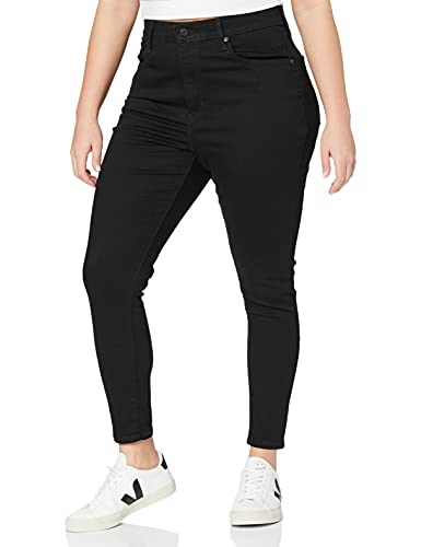 Levi's Plus Size Damen Plus Mile High SS Jeans, Black Galaxy, 18 S (18W)
