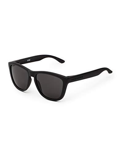 Hawkers Unisex-Erwachsene Polarized Carbon Black · Dark One Sonnenbrille, Schwarz (Negro), 50.0