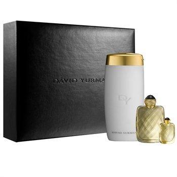 David Yurman Classic Inspirations Gift Set DY Perfume Parfum 1 oz. 6.8 Luxurious Body Lotion Boxed