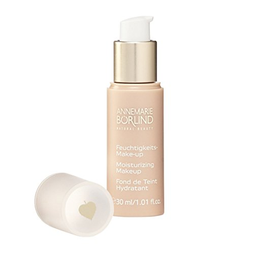 Annemarie Börlind Moisturizing Make-Up 46k almond, 1er Pack (1 x 30 ml)