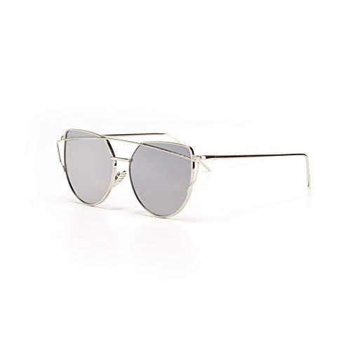 Occhiali da sole donna - Struttura e naselli in metallo resistente - Moda 2021 - UV400 - Polarizzati - Fotocromatici