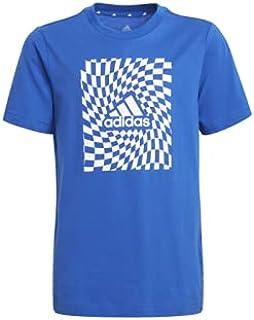 adidas Boys Adidas Boys Graphic T-Shirt 1 T-SHIRT (SHORT SLEEVE)