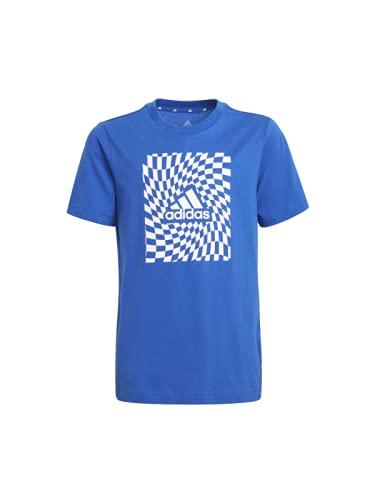 adidas Camiseta B G T1 GN1473 Azul ⭐