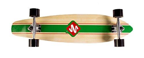Streetsurfing Longboard Kicktail 36, Infinity Green, 500230