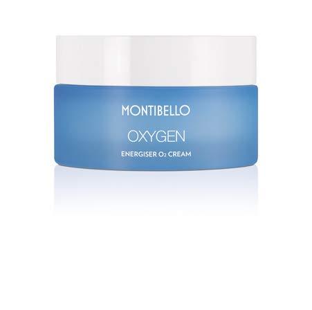 Montibello Oxygen Energiser Cream 50ml