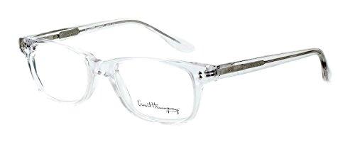 Ernest Hemingway Eyeglass Collection 4617S (Kids Size) in Crystal ; Demo Lens