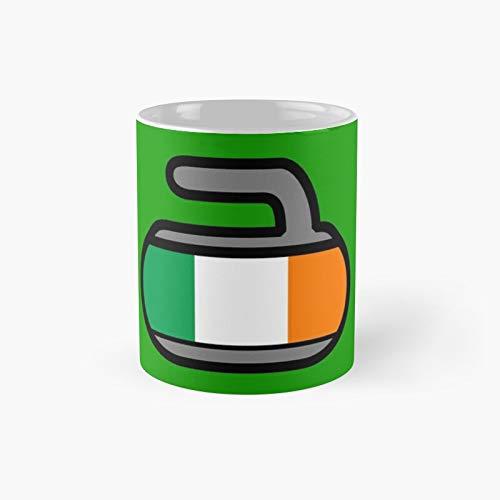 Ireland Rocks - Curling Rockers Classic Mug