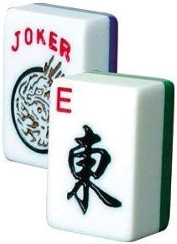 connotación de lujo discreta 166 Piece Western Mah Mah Mah Jong Tile Set Color  verde blanco by CHH  compras online de deportes