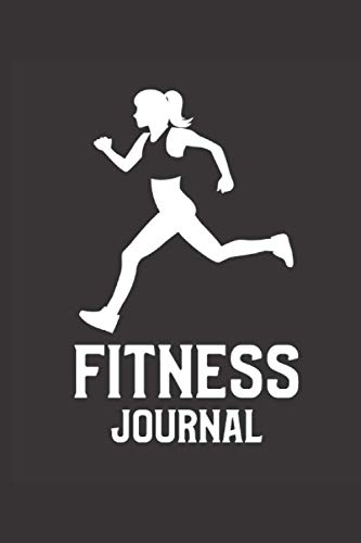 Fitness Journal: Fitness Journal 200 Pages GYM Planner Log Book 6x9 Notebook A5 Gifts For Fitness Gym Lovers