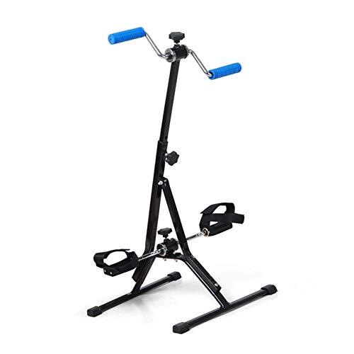 ZXFF Ejercitador De Pedal Multifuncional, Máquina De Recuperación De Fitness De Pedal Portátil, Brazo De Resistencia Ajustable Y Máquina De Entrenamiento De Entrenamiento De Aptitud Interior