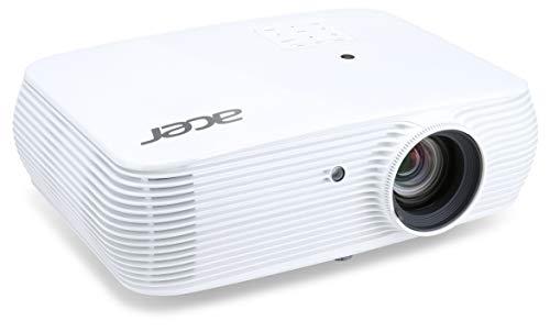 Acer P5530 DLP Projektor (Full HD 1.920 x 1.080, 4.000 ANSI Lumen, Kontrast 20.000:1, 3D)