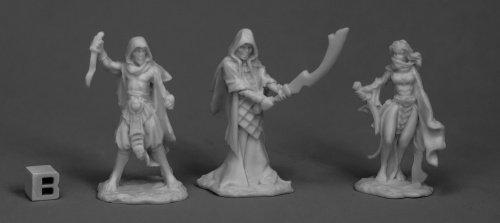 Reaper Unpainted Miniatures