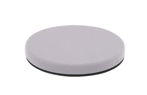 Image of Drive Medical Deluxe Swivel Seat Cushion, Gray