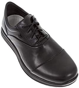 kybun Men's Bargain Kloten Leather Popular products Caviar Footwear