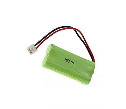Tomy Batterie kompatibel BABYPHONE TD350