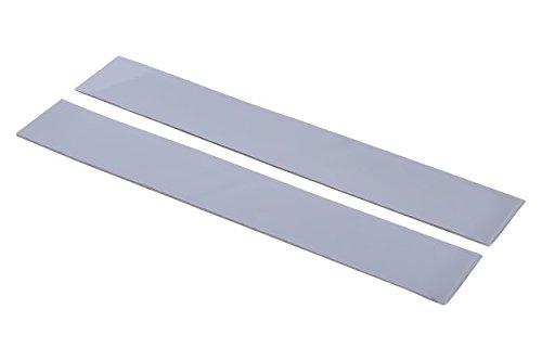 Alphacool 12456 Eisschicht Wärmeleitpad - 11W/mK 120x20x1mm - 2 Stück