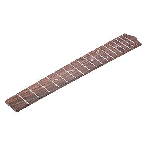 CBLD 26 Zoll Tenor Ukulele Hawaii-Gitarre Palisander Holzgriffbrett Griffbrett 18 Bünde Musikinstrumententeile