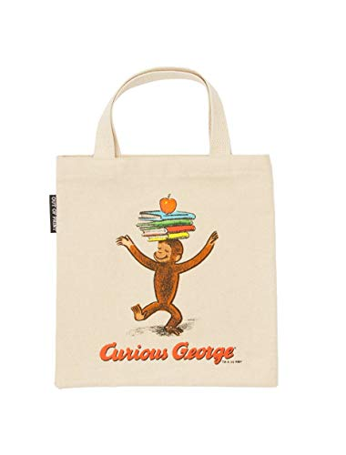 Out of Print Curious George Kid's Tote Bag