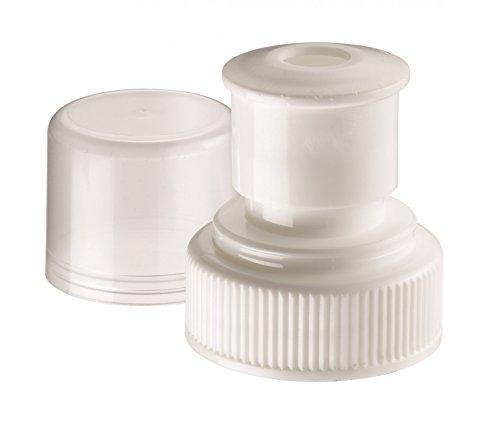 Platypus Beißventil Push-Pull Cap, White, One size, 7043