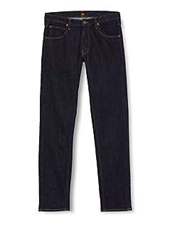 Lee Herren Daren Zip Fly Jeans, Rinse, 36W / 32L (B082XSNJZC)   Amazon price tracker / tracking, Amazon price history charts, Amazon price watches, Amazon price drop alerts