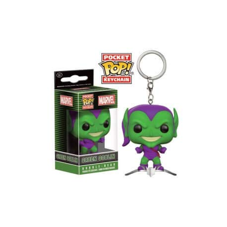 Pocket POP! Keychain: Marvel: Duende Verde
