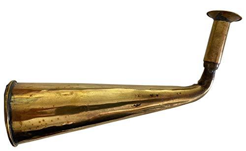 Aubaho Fonendoscopio Estetoscopio trompetilla Estilo Antiguo Charanga Sirena Doctor