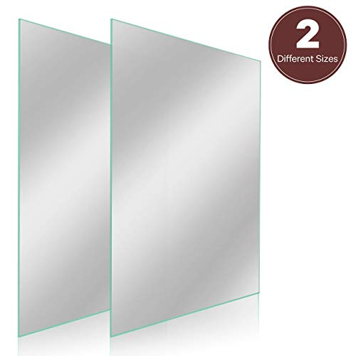 Millcraft Products 8x10 Mirrors Replacement Glass Mirrors for Picture Frames – 5 -