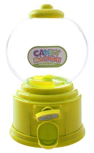 LG-Imports - Dispensador de bolas de chicle (15 cm), color amarillo