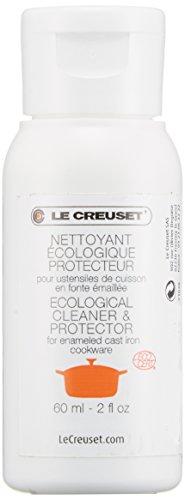 Le Creuset 71038 reinigingsaccessoires voor Pots & Pan, 60 ml, kunststof, wit, 0 cm