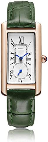 Rectangle womens watches