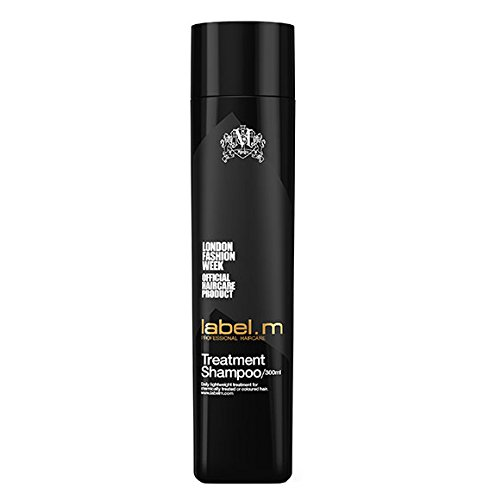 Preisvergleich Produktbild Label.m Professonal Haircare Treatment Shampoo for coloured Hair,  1er Pack (1 x 300 g)