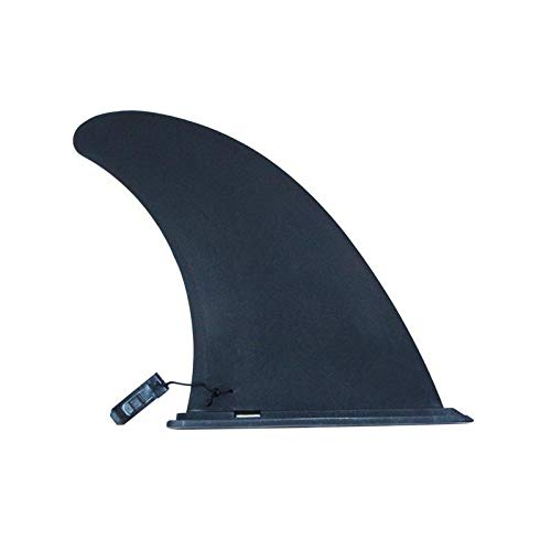 DaoRier Croissant Bodyboard Schwimmbrett Surfbrett Body Board, Dunkelblau, 18.5 * 22cm, Nylon