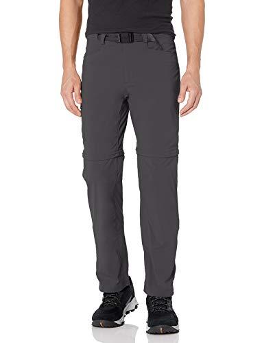Outdoor Research Men's M's Equinox Convert Pants-Regular, Charcoal, 36