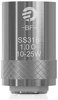 Joyetech eGO AIO用コイル 5個入り BF SS316 0.6Ω MTL 電子タバコ VAPE部品 CUBIS