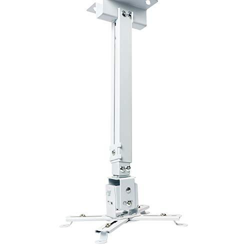 BOMAKER Soporte de Montaje Ajustable para Proyector, ±22.5°Swivel ...