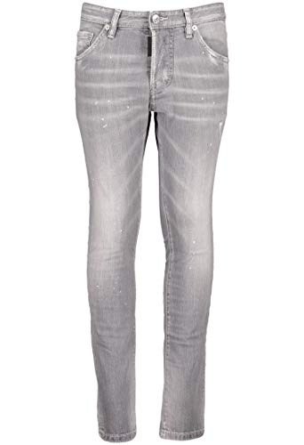 Dsquared2 Enfants Cool Gars Jeans Gris Grey 10 Years