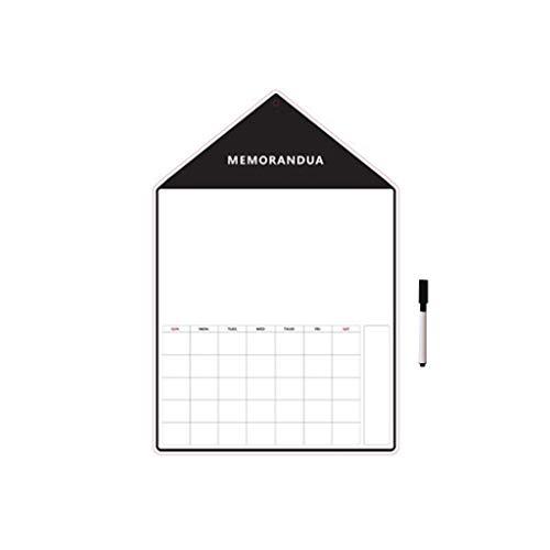 Buwei A3 Soft Lavagna Magnetica Magnetica Cancellare Bordo Disegno Frigorifero Calendario Penna