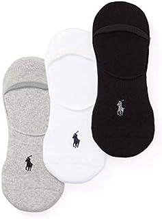 POLO RALPH LAUREN Sneaker Liner Sock 3-Pack