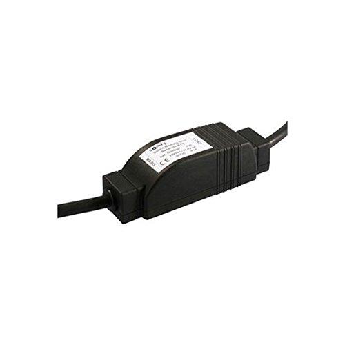 Somfy 1810806 Slim Ontvanger voor verschillende kabels, RTS SOMFY, zonder stekker voor bries-Soleil