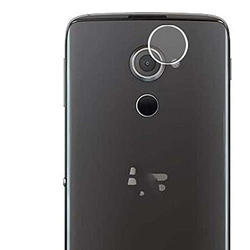 Vaxson 2 Stück Schutzfolie, kompatibel mit BlackBerry DTEK60 Kamera TPU Folie Rückseitige Kameraobjektiv [nicht Panzerglas Bildschirmschutzfolie Hülle Hülle ]