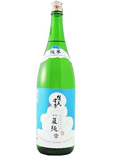 賀茂金秀(かもきんしゅう)辛口純米夏 1.8L