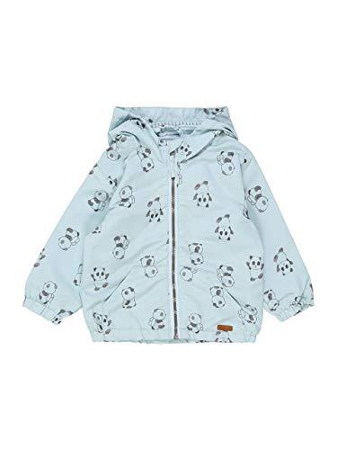 NAME IT Baby-Jungen NBMMALFRED Jacket Jacke, Dream Blue, 56