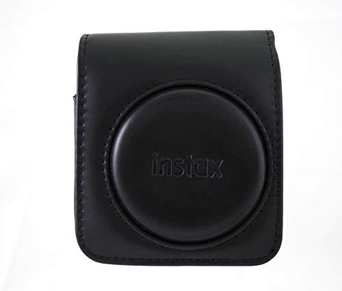 Fujifilm Funda instax Mini 70 Black Polipiel Funda Original INSTAX para cámara Mini 70 - Color Negro NegroMINI
