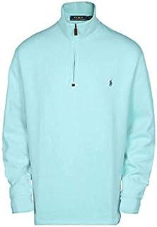 Polo Ralph Lauren Men's Half Zip Sweater Cotton