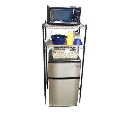 Compact Refrigerator Cart