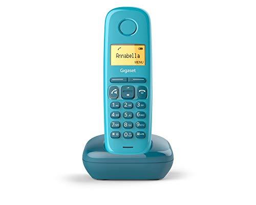 Gigaset A270 Aquablau Festnetz-Telefon schnurlos DECT