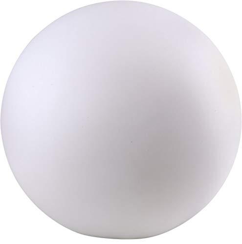 Heitronic 35952 Bodenleuchte, E27, Kunststoff, weiß