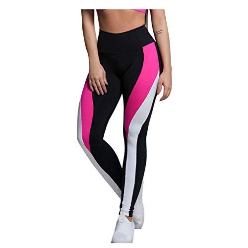 HuaMore Serr/é et Confortable La Mode des Femmes Jambi/ères dentra/înement Sports de Fitness Gym en Cours Yoga Sportif Un Pantalon