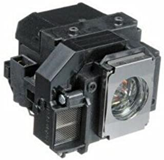 Compatible Lamp with Housing for ELPLP54 for EB-S7 S8 X7 X8 H327C H328 etc.